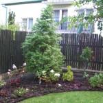 Ogród w Lublinie