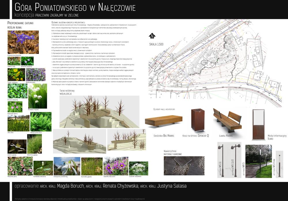 Projekt Wzgórza Poniatówka