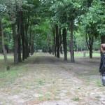 Nasza pierwsza wizyta w Parku Miejskim w Tomaszowie