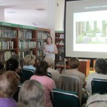 prezentacja nt. projektowania ogrodów