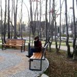 Park miejski w Zakopanem