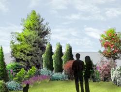 Wizualizacja kompozycji roślinnych