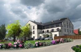 Projekt rekompozycji zieleni przy hotelu Focus w Lublinie